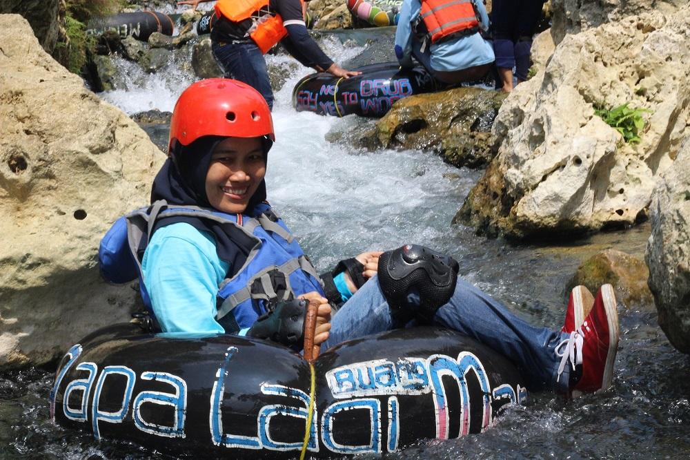 River Tubing Guwoterus Tuban