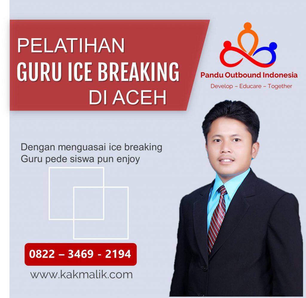 Pelatihan Ice Breaking Guru