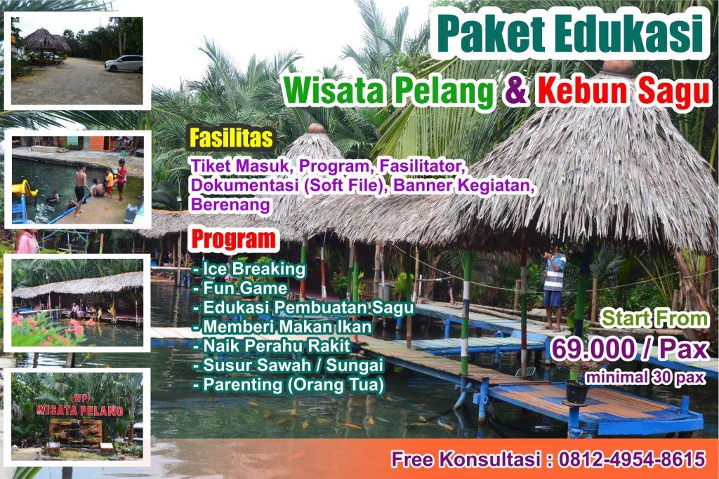 Harga Paket Outbound Wisata Pelang Tuban